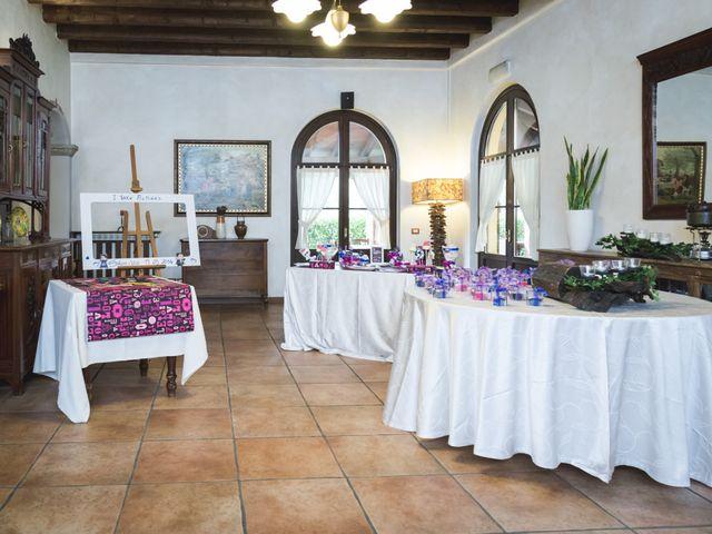 Il matrimonio di Valerio e Silvia a Lomagna, Lecco 64