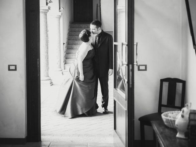 Il matrimonio di Valerio e Silvia a Lomagna, Lecco 67