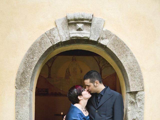 le nozze di Silvia e Valerio