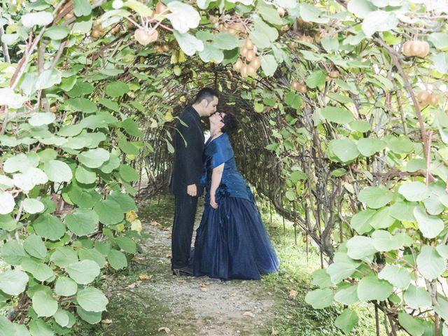 Il matrimonio di Valerio e Silvia a Lomagna, Lecco 71