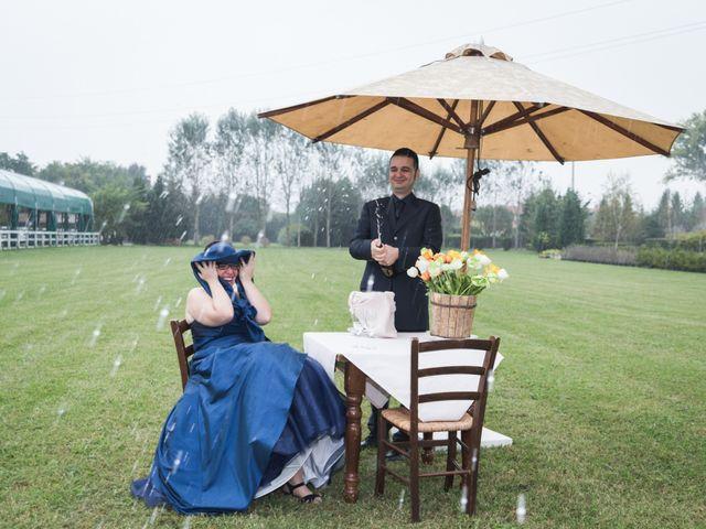 Il matrimonio di Valerio e Silvia a Lomagna, Lecco 72