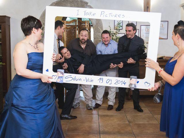 Il matrimonio di Valerio e Silvia a Lomagna, Lecco 76