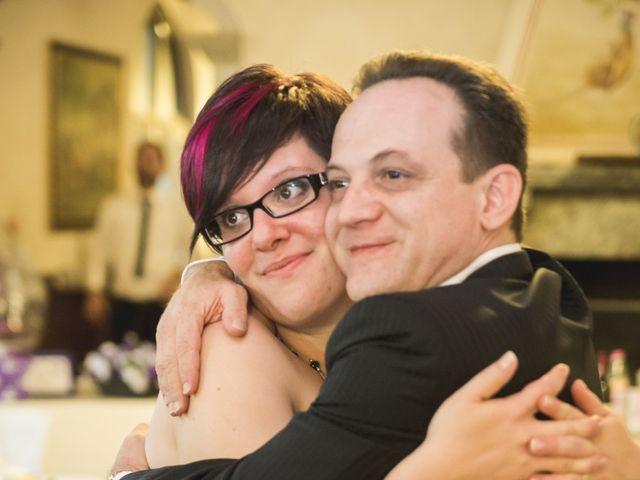Il matrimonio di Valerio e Silvia a Lomagna, Lecco 81