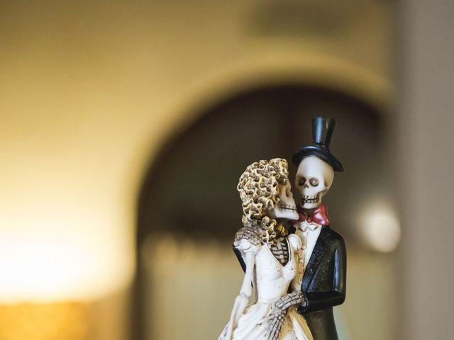 Il matrimonio di Valerio e Silvia a Lomagna, Lecco 83