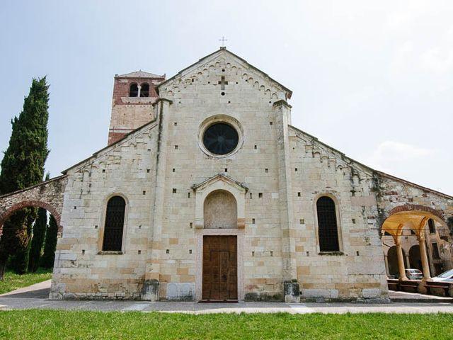 Il matrimonio di Andrea e Erica a San Pietro in Cariano, Verona 2