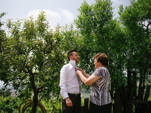 Il matrimonio di Andrea e Erica a San Pietro in Cariano, Verona 8