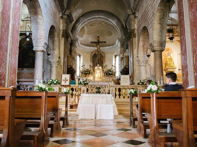 Il matrimonio di Andrea e Erica a San Pietro in Cariano, Verona 40
