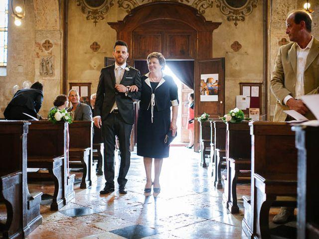 Il matrimonio di Andrea e Erica a San Pietro in Cariano, Verona 42