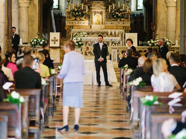 Il matrimonio di Andrea e Erica a San Pietro in Cariano, Verona 45