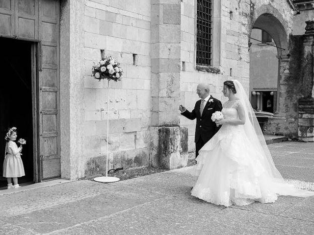 Il matrimonio di Andrea e Erica a San Pietro in Cariano, Verona 48