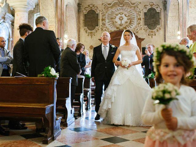 Il matrimonio di Andrea e Erica a San Pietro in Cariano, Verona 50