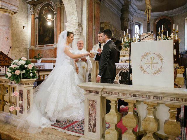 Il matrimonio di Andrea e Erica a San Pietro in Cariano, Verona 56