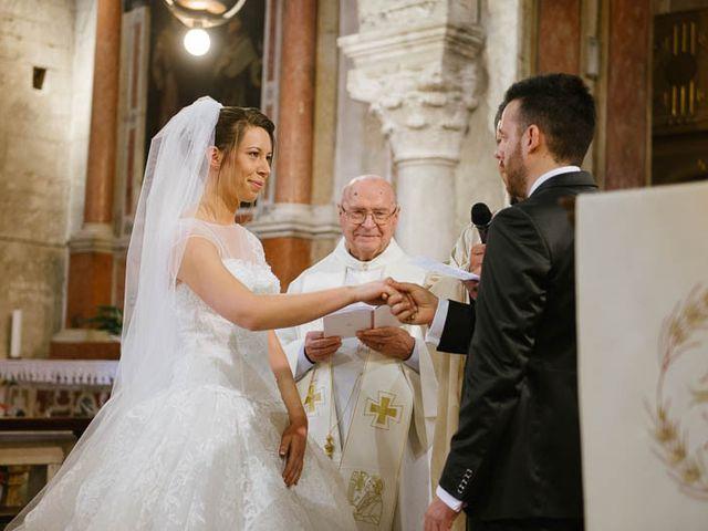 Il matrimonio di Andrea e Erica a San Pietro in Cariano, Verona 57