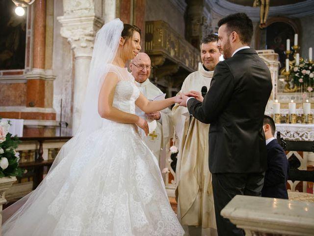 Il matrimonio di Andrea e Erica a San Pietro in Cariano, Verona 58