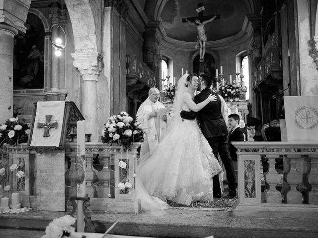 Il matrimonio di Andrea e Erica a San Pietro in Cariano, Verona 61