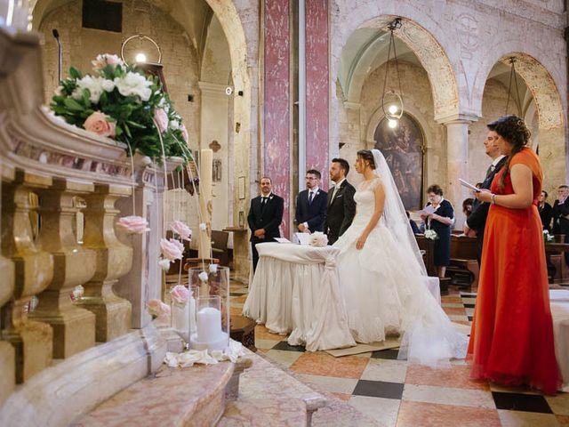 Il matrimonio di Andrea e Erica a San Pietro in Cariano, Verona 62