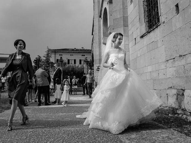 Il matrimonio di Andrea e Erica a San Pietro in Cariano, Verona 82