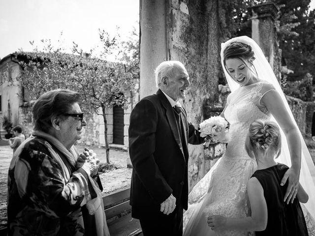 Il matrimonio di Andrea e Erica a San Pietro in Cariano, Verona 84