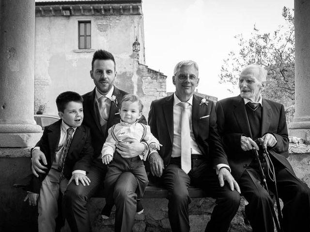 Il matrimonio di Andrea e Erica a San Pietro in Cariano, Verona 86