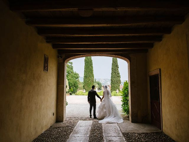 Il matrimonio di Andrea e Erica a San Pietro in Cariano, Verona 91