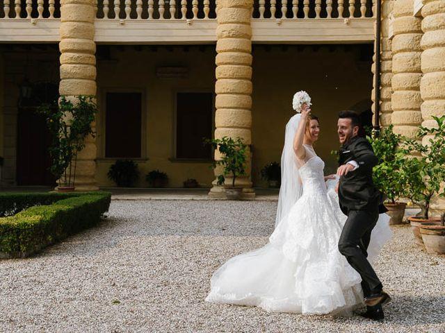 Il matrimonio di Andrea e Erica a San Pietro in Cariano, Verona 92