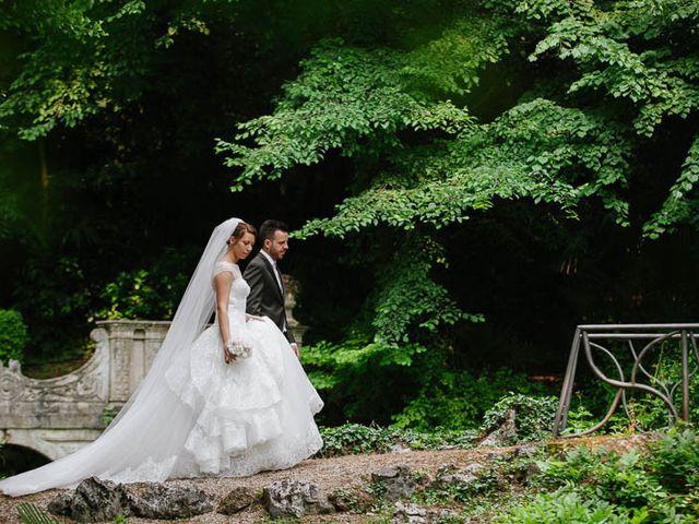 Il matrimonio di Andrea e Erica a San Pietro in Cariano, Verona 102