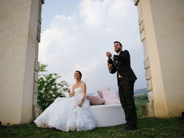 Il matrimonio di Andrea e Erica a San Pietro in Cariano, Verona 140