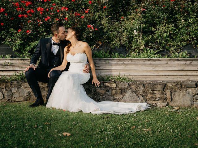 le nozze di Isabella e Salvatore