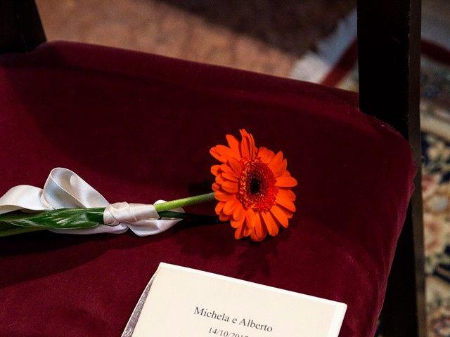 Il matrimonio di Alberto e Michela a Manerbio, Brescia 33