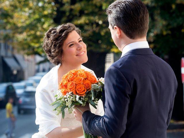 Il matrimonio di Alberto e Michela a Manerbio, Brescia 42