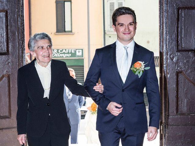 Il matrimonio di Alberto e Michela a Manerbio, Brescia 43
