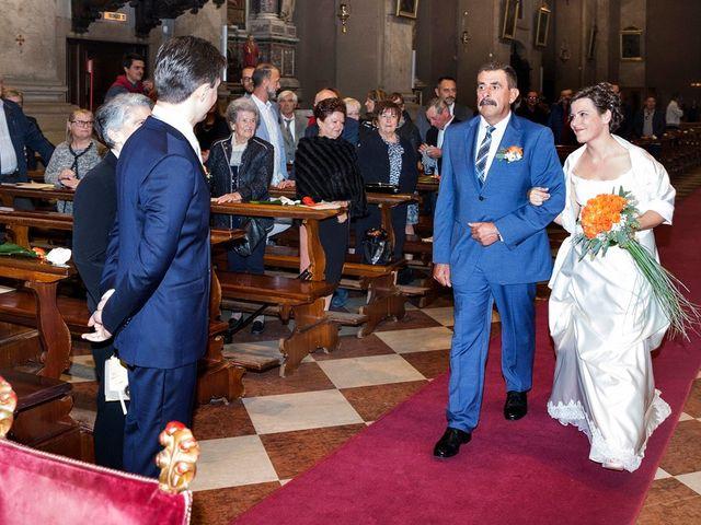 Il matrimonio di Alberto e Michela a Manerbio, Brescia 44