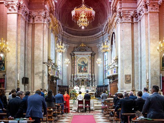 Il matrimonio di Alberto e Michela a Manerbio, Brescia 45