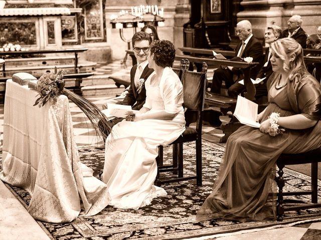 Il matrimonio di Alberto e Michela a Manerbio, Brescia 47