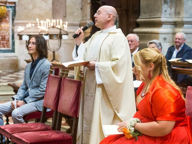 Il matrimonio di Alberto e Michela a Manerbio, Brescia 51