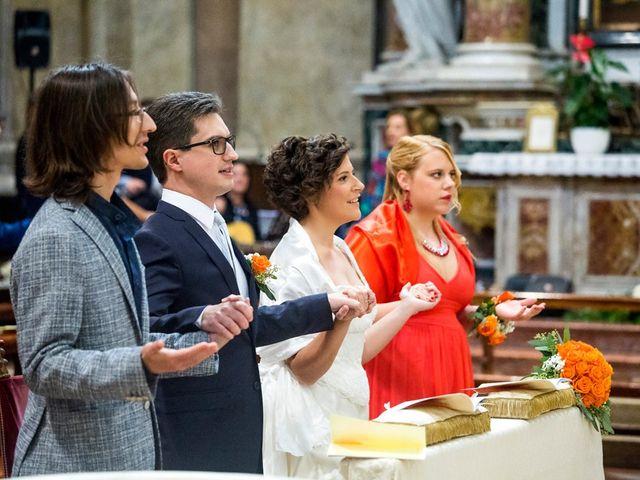 Il matrimonio di Alberto e Michela a Manerbio, Brescia 58