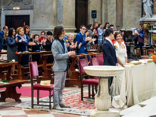 Il matrimonio di Alberto e Michela a Manerbio, Brescia 60