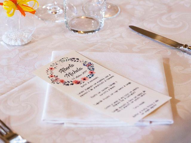 Il matrimonio di Alberto e Michela a Manerbio, Brescia 70