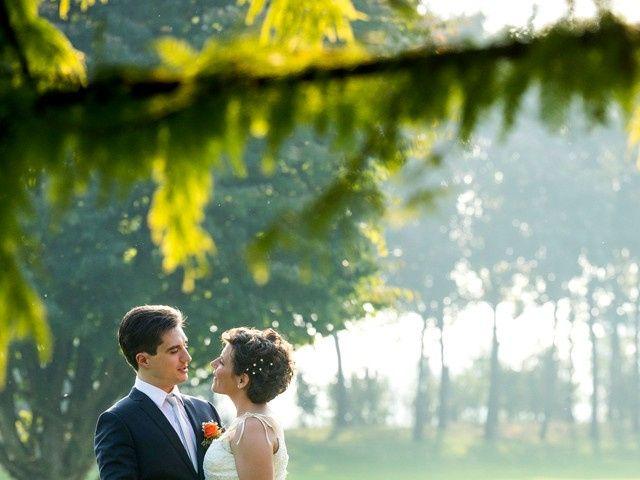 Il matrimonio di Alberto e Michela a Manerbio, Brescia 76