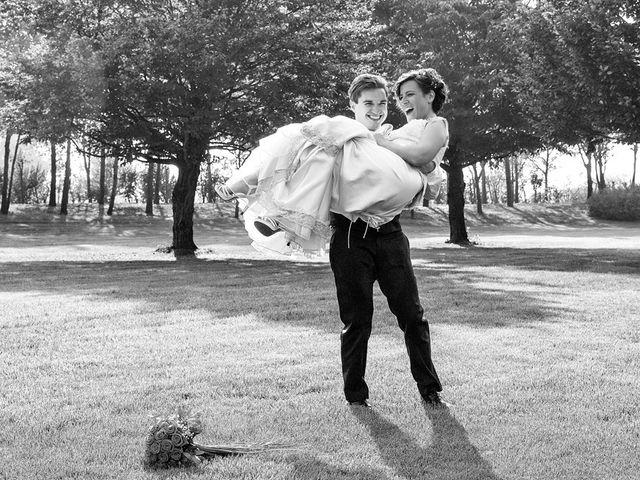 Il matrimonio di Alberto e Michela a Manerbio, Brescia 81