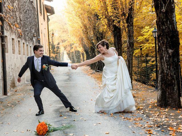 Il matrimonio di Alberto e Michela a Manerbio, Brescia 85