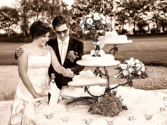 Il matrimonio di Alberto e Michela a Manerbio, Brescia 86