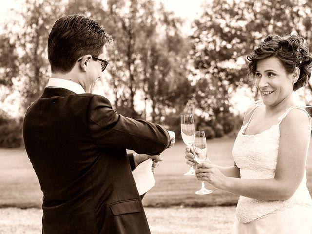 Il matrimonio di Alberto e Michela a Manerbio, Brescia 87