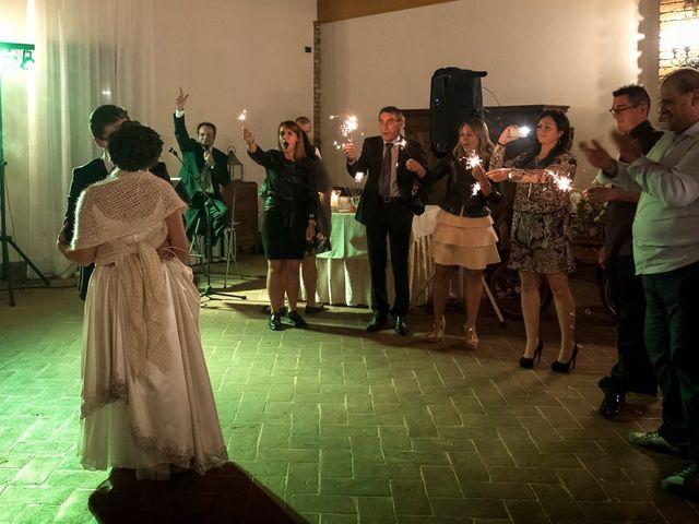 Il matrimonio di Alberto e Michela a Manerbio, Brescia 90