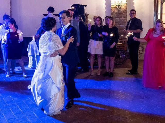 Il matrimonio di Alberto e Michela a Manerbio, Brescia 91