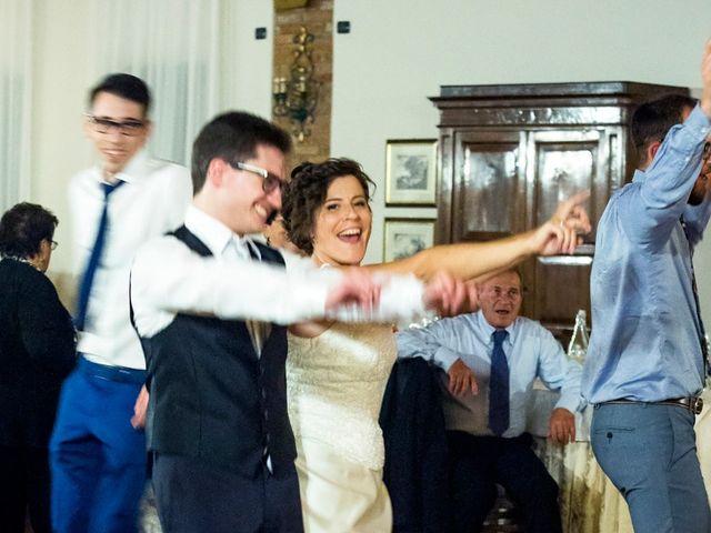 Il matrimonio di Alberto e Michela a Manerbio, Brescia 93