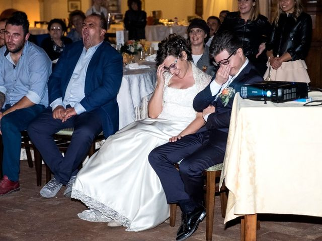 Il matrimonio di Alberto e Michela a Manerbio, Brescia 95