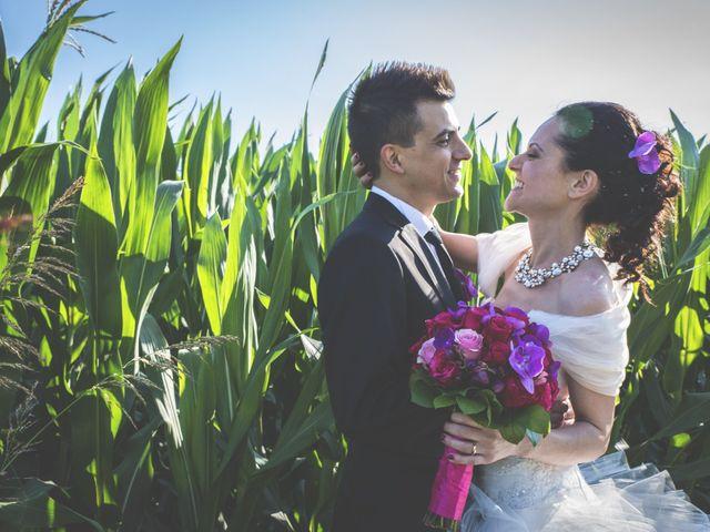 Il matrimonio di Davide e Eleonora a Medolla, Modena 11