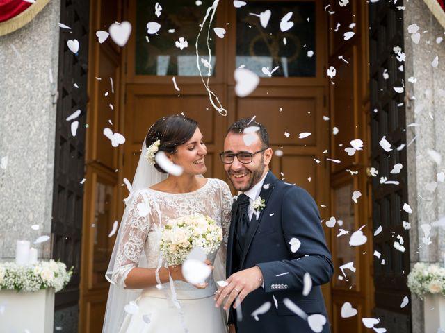 Il matrimonio di Roberto e Marika a Monza, Monza e Brianza 38