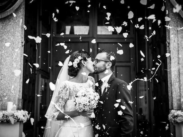 Il matrimonio di Roberto e Marika a Monza, Monza e Brianza 39
